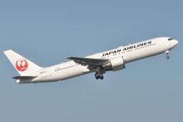 fly A340さんが、羽田空港で撮影した日本航空 767-346/ERの航空フォト(飛行機 写真・画像)