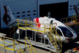 yabyanさんが、名古屋飛行場で撮影したセントラルヘリコプターサービス BK117D-3の航空フォト(飛行機 写真・画像)