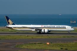 jr2rqcさんが、中部国際空港で撮影したシンガポール航空 787-10の航空フォト(飛行機 写真・画像)