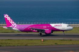 jr2rqcさんが、中部国際空港で撮影したピーチ A320-214の航空フォト(飛行機 写真・画像)