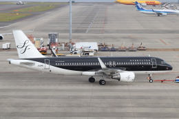 クロマティさんが、中部国際空港で撮影したスターフライヤー A320-214の航空フォト(飛行機 写真・画像)