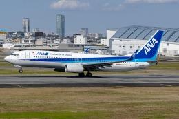 Ariesさんが、伊丹空港で撮影した全日空 737-800の航空フォト(飛行機 写真・画像)