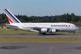 Tomo-Papaさんが、成田国際空港で撮影したエールフランス航空 A380-861の航空フォト(飛行機 写真・画像)