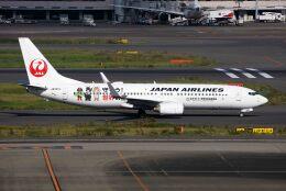 sin747さんが、羽田空港で撮影した日本航空 737-846の航空フォト(飛行機 写真・画像)