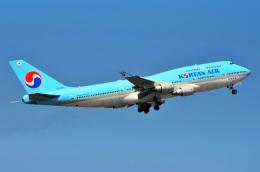amagoさんが、中部国際空港で撮影した大韓航空 747-4B5の航空フォト(飛行機 写真・画像)