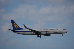 JA8037さんが、成田国際空港で撮影した中国郵政航空 737-81Q(BCF)の航空フォト(飛行機 写真・画像)