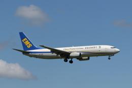安芸あすかさんが、成田国際空港で撮影した中国郵政航空 737-8Q8(BCF)の航空フォト(飛行機 写真・画像)