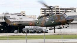航空見聞録さんが、八尾空港で撮影した陸上自衛隊 UH-1Jの航空フォト(飛行機 写真・画像)