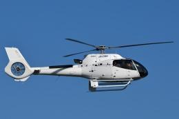 Mizuki24さんが、東京ヘリポートで撮影した日本個人所有 EC130T2 (H130)の航空フォト(飛行機 写真・画像)