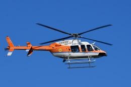 Mizuki24さんが、東京ヘリポートで撮影した新日本ヘリコプター 407の航空フォト(飛行機 写真・画像)