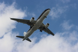 imosaさんが、羽田空港で撮影したスターフライヤー A320-214の航空フォト(飛行機 写真・画像)