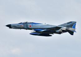 じーく。さんが、茨城空港で撮影した航空自衛隊 F-4EJ Kai Phantom IIの航空フォト(飛行機 写真・画像)