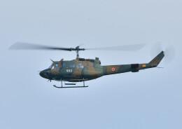 じーく。さんが、茨城空港で撮影した陸上自衛隊 UH-1Jの航空フォト(飛行機 写真・画像)