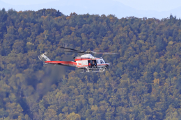 norimotoさんが、青森空港で撮影した青森県防災航空隊 412EPIの航空フォト(飛行機 写真・画像)