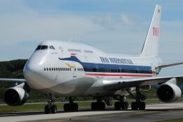 doncyanさんが、プーケット国際空港で撮影したタイ国際航空 747-4D7の航空フォト(飛行機 写真・画像)