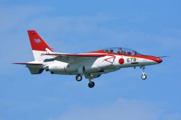 SKY☆101さんが、芦屋基地で撮影した航空自衛隊 T-4の航空フォト(飛行機 写真・画像)