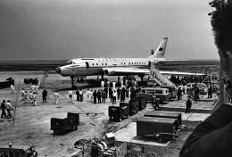 Y.Todaさんが、羽田空港で撮影したアエロフロート・ロシア航空 Tu-104Aの航空フォト(飛行機 写真・画像)