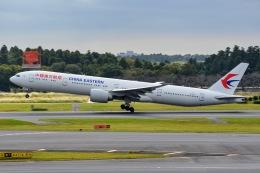 amarumeさんが、成田国際空港で撮影した中国東方航空 777-39P/ERの航空フォト(飛行機 写真・画像)