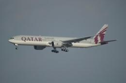 磐城さんが、仁川国際空港で撮影したカタール航空 777-3DZ/ERの航空フォト(飛行機 写真・画像)