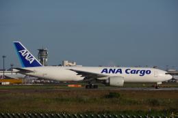 JA8037さんが、成田国際空港で撮影した全日空 777-F81の航空フォト(飛行機 写真・画像)