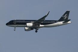 SIさんが、羽田空港で撮影したスターフライヤー A320-214の航空フォト(飛行機 写真・画像)