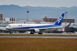Nikon787さんが、松山空港で撮影した全日空 767-381/ERの航空フォト(飛行機 写真・画像)