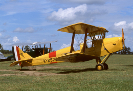 JAパイロットさんが、YLSK, Luskintyre Aerodrome, NSW, Australiaで撮影した不明 DH.82A Tiger Mothの航空フォト(飛行機 写真・画像)