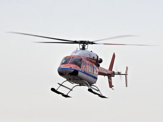 kaeru6006さんが、東京ヘリポートで撮影した新日本ヘリコプター 427の航空フォト(飛行機 写真・画像)