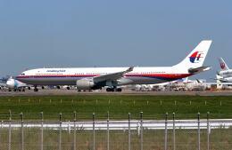 航空フォト:9M-MKG マレーシア航空 A330-300