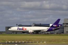 ☆ライダーさんが、成田国際空港で撮影したフェデックス・エクスプレス MD-11Fの航空フォト(飛行機 写真・画像)