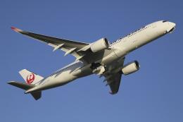 Sharp Fukudaさんが、羽田空港で撮影した日本航空 A350-941の航空フォト(飛行機 写真・画像)