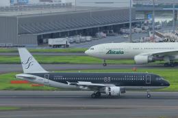 しかばねさんが、羽田空港で撮影したスターフライヤー A320-214の航空フォト(飛行機 写真・画像)