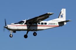 Echo-Kiloさんが、札幌飛行場で撮影したアジア航測 208 Caravan Iの航空フォト(飛行機 写真・画像)
