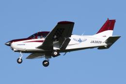 Echo-Kiloさんが、札幌飛行場で撮影した日本航空学園 PA-28-161 Cherokee Warrior IIの航空フォト(飛行機 写真・画像)