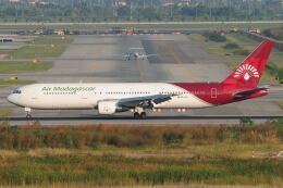 doncyanさんが、スワンナプーム国際空港で撮影したマダガスカル航空 767-3Y0/ERの航空フォト(飛行機 写真・画像)