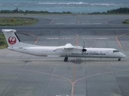 FT51ANさんが、那覇空港で撮影した琉球エアーコミューター DHC-8-402Q Dash 8 Combiの航空フォト(飛行機 写真・画像)