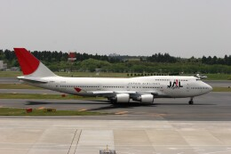 航空フォト:JA8911 日本航空 747-400