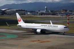 えむでぃ〜さんが、福岡空港で撮影した日本航空 767-346/ERの航空フォト(飛行機 写真・画像)