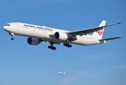 シグナス021さんが、成田国際空港で撮影した日本航空 777-346/ERの航空フォト(飛行機 写真・画像)