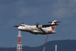 Zakiyamaさんが、福岡空港で撮影した日本エアコミューター ATR 42-600の航空フォト(飛行機 写真・画像)