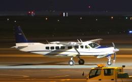 asuto_fさんが、大分空港で撮影した学校法人ヒラタ学園 航空事業本部 208B Grand Caravanの航空フォト(飛行機 写真・画像)