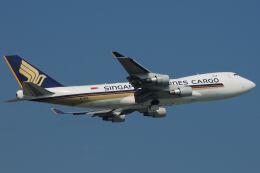 シンガポール航空カーゴ イメージ