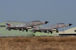 木人さんが、茨城空港で撮影した航空自衛隊 F-4EJ Kai Phantom IIの航空フォト(飛行機 写真・画像)