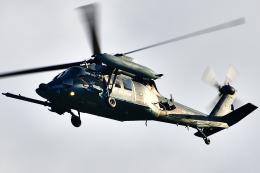 れぐぽよさんが、小松空港で撮影した航空自衛隊 UH-60Jの航空フォト(飛行機 写真・画像)