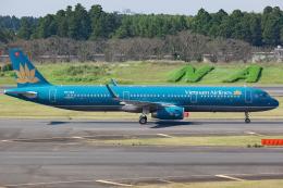 KoshiTomoさんが、成田国際空港で撮影したベトナム航空 A321-231の航空フォト(飛行機 写真・画像)