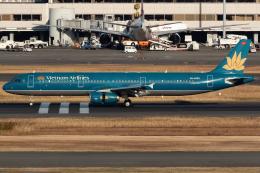 KoshiTomoさんが、羽田空港で撮影したベトナム航空 A321-231の航空フォト(飛行機 写真・画像)