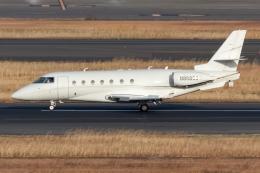 KoshiTomoさんが、羽田空港で撮影したBANK OF UTAH TRUSTEE Gulfstream G200の航空フォト(飛行機 写真・画像)