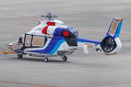 A.Tさんが、神戸空港で撮影したエアバス・ヘリコプターズ・ジャパン H160の航空フォト(飛行機 写真・画像)