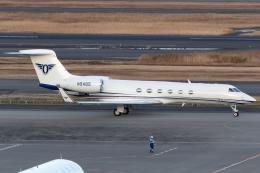 KoshiTomoさんが、羽田空港で撮影したPrivate G-Vの航空フォト(飛行機 写真・画像)