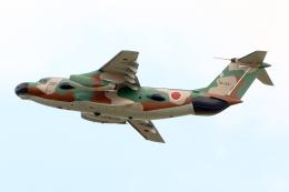 なごやんさんが、名古屋飛行場で撮影した航空自衛隊 EC-1の航空フォト(飛行機 写真・画像)